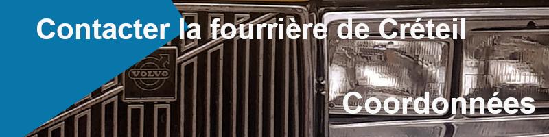 Coordonnées fourrière de Créteil