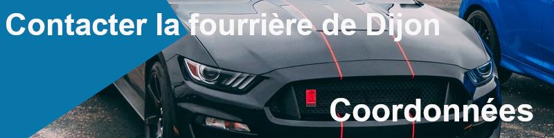 Coordonnées fourrière Dijon
