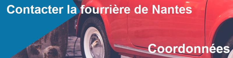 coordonnées fourrière Nantes