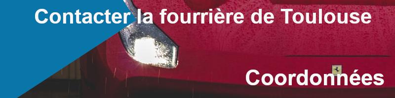 coordonnées fourrière de Toulouse