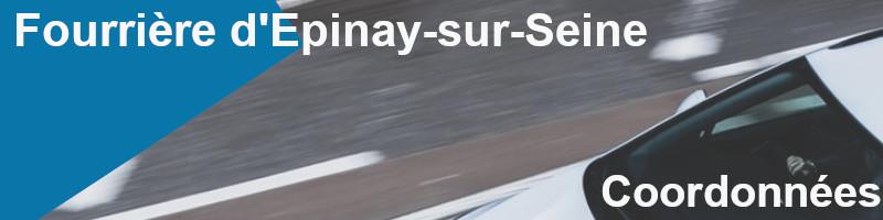 coordonnées fourrière épinay-sur-seine