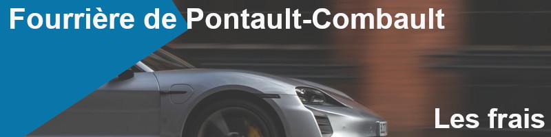 frais fourrière Pontault-Combault