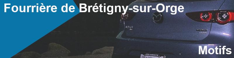 motifs fourrière brétigny sur orge