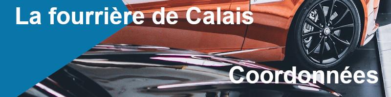 Coordonnées fourrière Calais