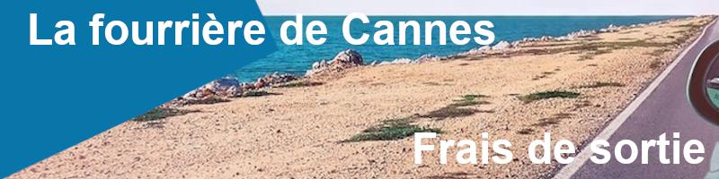 Frais de sortie fourrière Cannes