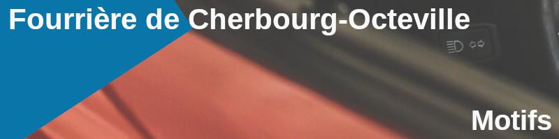 motifs mise fourrière cherbourg-octeville