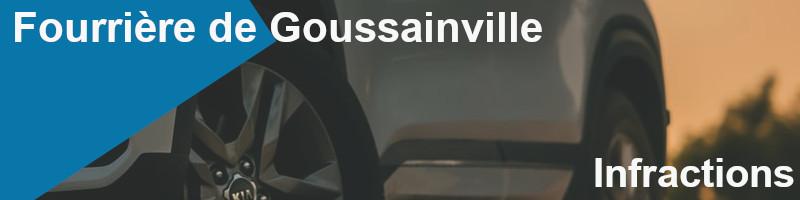 infractions fourrière goussainville