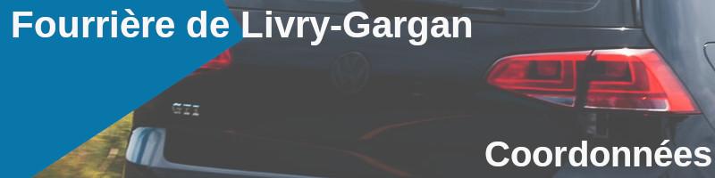 coordonnees fourriere livry-gargan