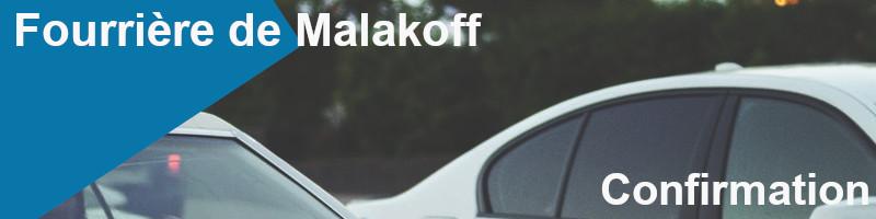 confirmation fourrière malakoff