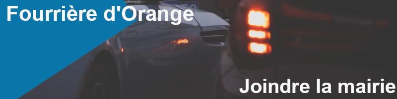 joindre mairie orange