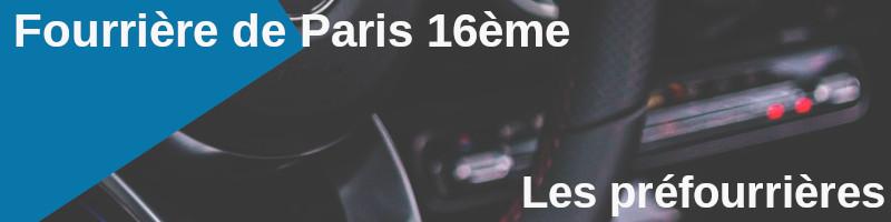 préfourrières paris 16