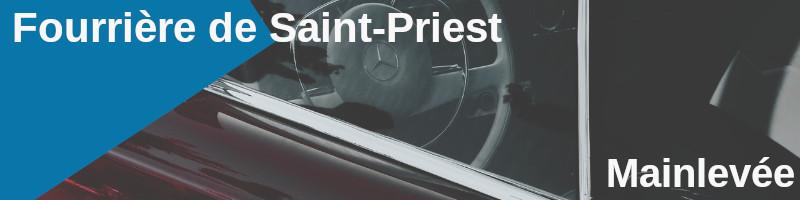 mainlevée fourrière saint-priest