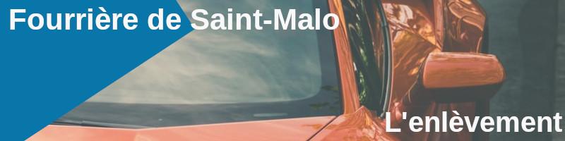enlèvement véhicule saint-malo