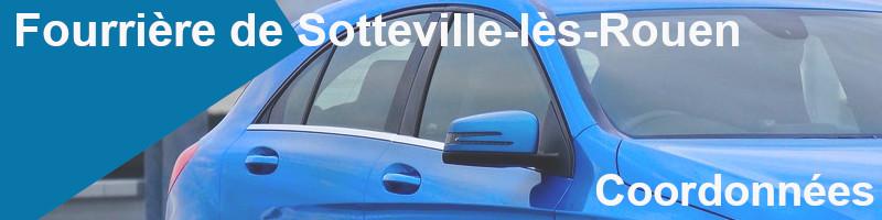 coordonnées fourrière Sotteville-lès-Rouen