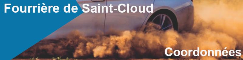 coordonnées fourrière saint-cloud