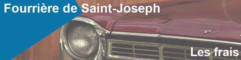 frais fourrière saint-joseph