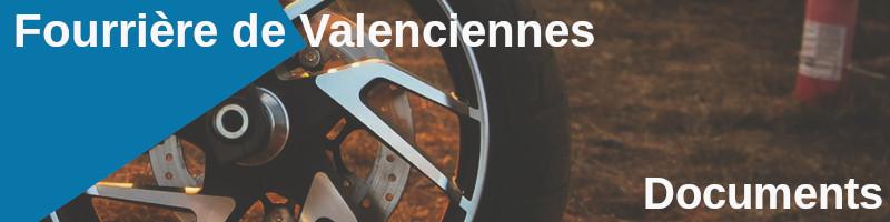 documents fourrière valenciennes