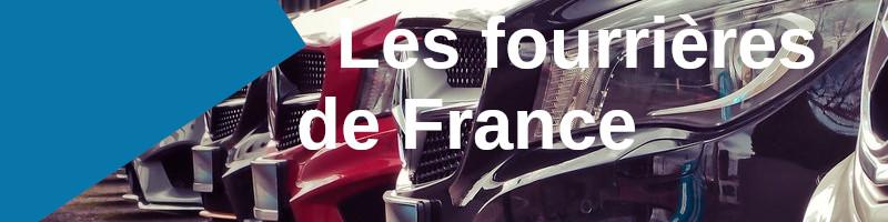 fourrières automobile france
