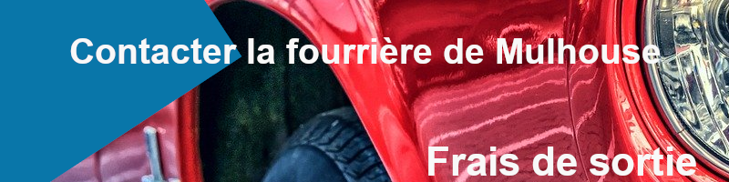 Frais de sortie fourrière de Mulhouse
