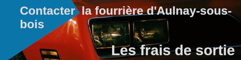 Frais sortie fourrière Aulnay-sous-bois