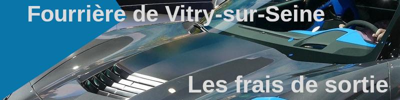 frais de sortie fourrière de Vitry sur Seine