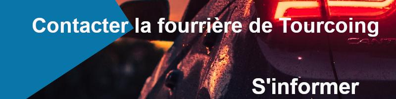savoir si mon véhicule est à la fourrière de Tourcoing