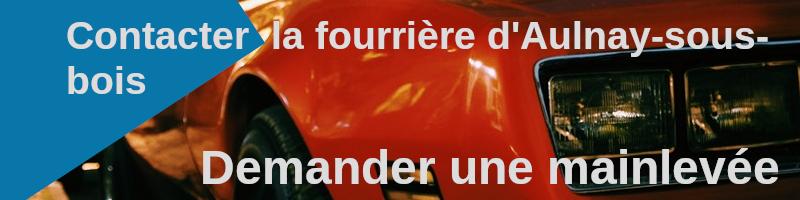 Mainlevée fourrière Aulnay-sous-bois