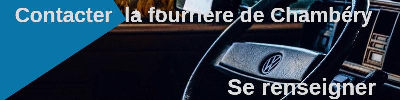 vérifier la présence de son véhicule à la fourrière de Chambéry