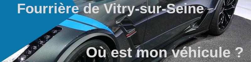 savoir si mon véhicule se trouve à la fourrière de Vitry sur seine