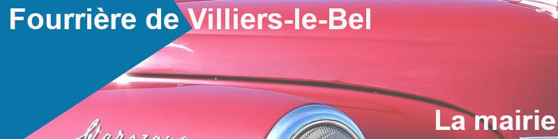 mairie fourrière villiers-le-bel